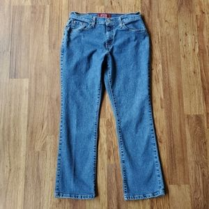 VTG Levi's 550 10 Classic Relaxed Boot Cut Stretch